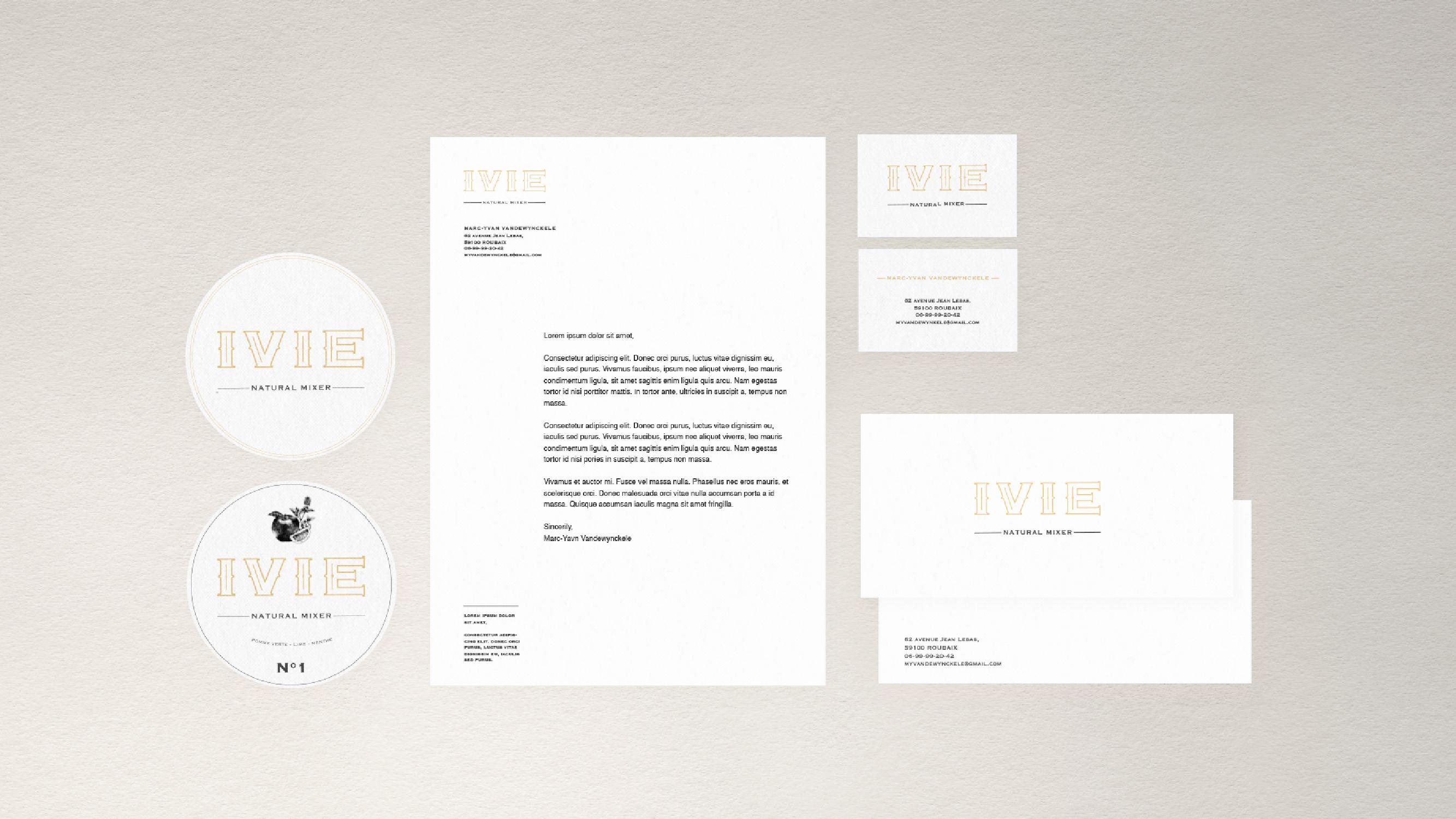 Agence De Communication Roubaix ivie – – marion pollet